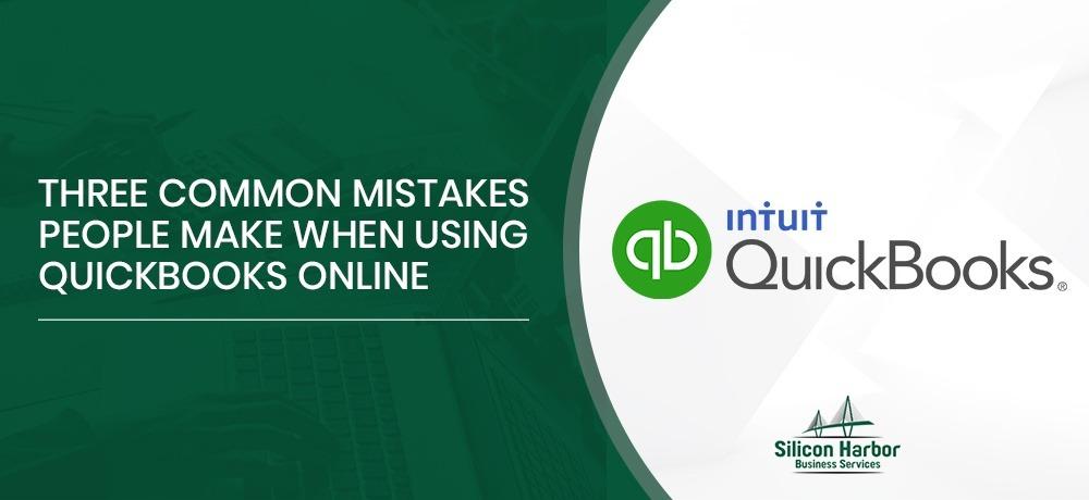 Quickbooks Setup and Training - common mistakes
